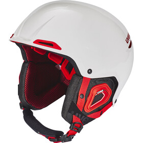 UVEX Jakk+ Octo+ Casco, white-red